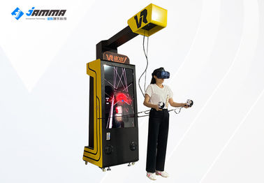 Self - Service Virtual Reality Platform Customize Logo Easy To Operate